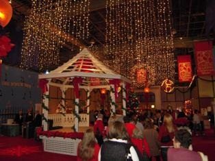the 2011 southern christmas show in charlotte nc