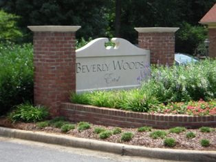 beverly woods east entrance